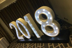 Light-Up - Numbers - 2018