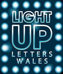 Light Up Letters Wales